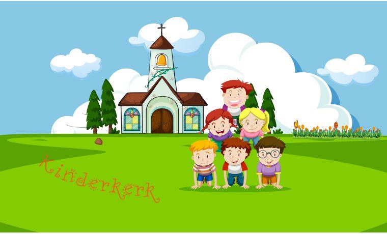 Kinderkerk online
