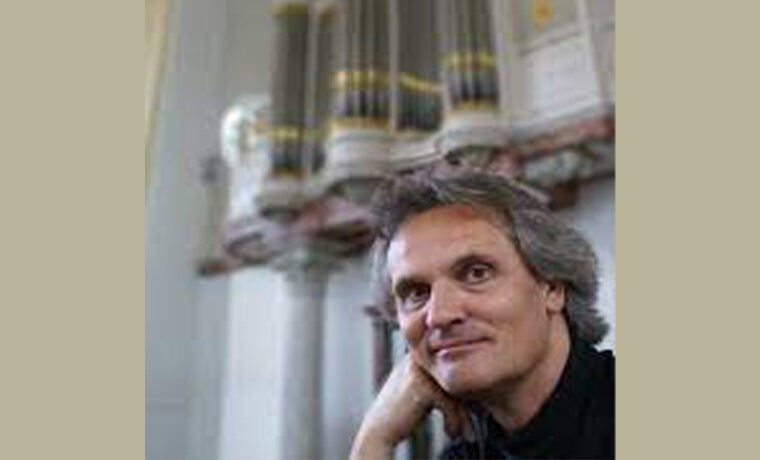 Orgelspel Wybe Kooijmans